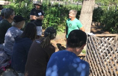Composting Class at Gateway Church