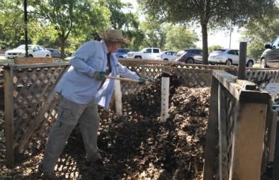 Composting Class at Gateway Church