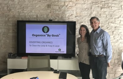 Phil and Donna Presenting about OBG