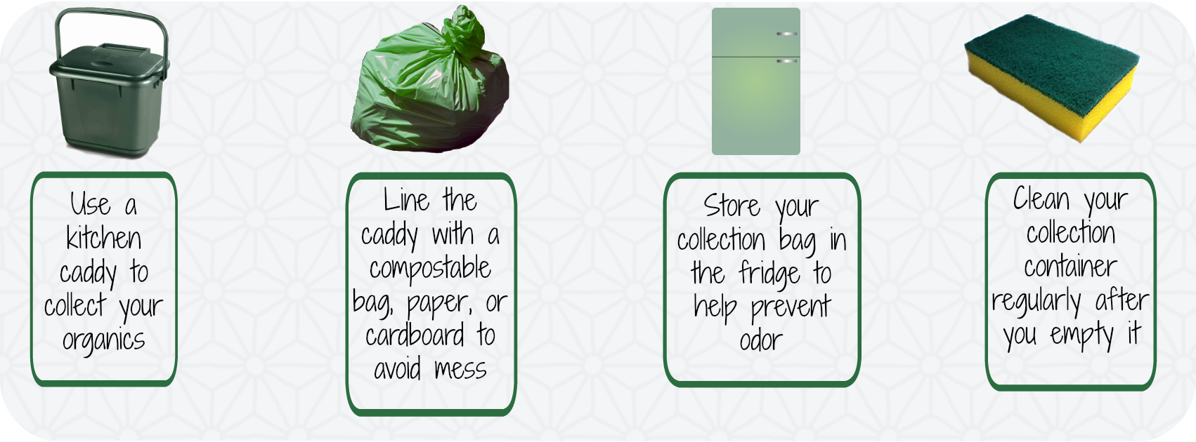 Home composting tips